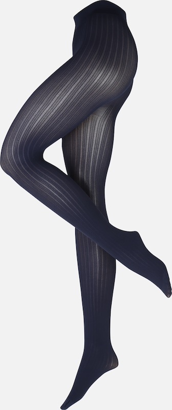 Swedish Stockings Collant 'Alma' en bleu marine, Vue avec produit
