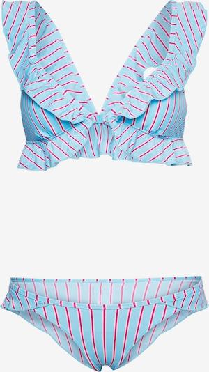 CHIEMSEE Bikini in hellblau / rosa, Produktansicht
