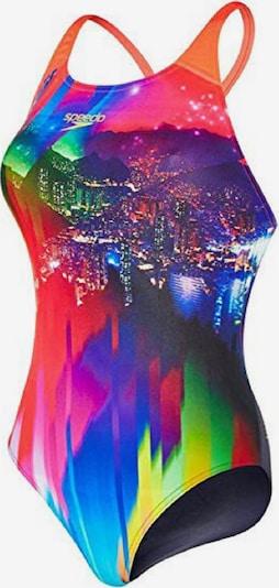 SPEEDO Sportbadeanzug in mischfarben, Produktansicht