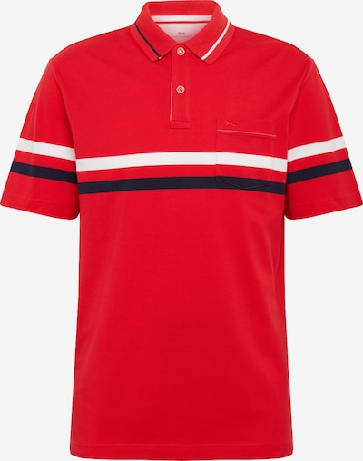 BRAX T-Shirt 'Piero' en rouge, Vue avec produit