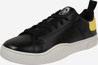 DIESEL Sneakers laag 'CLEVER S-CLEVER' in de kleur Zwart, Productweergave