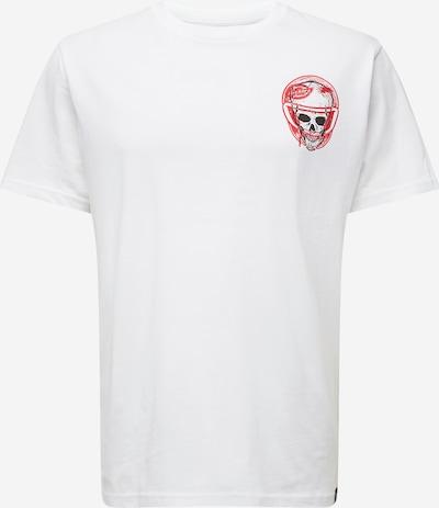 DICKIES Shirt 'STATHAM' in weiß, Produktansicht