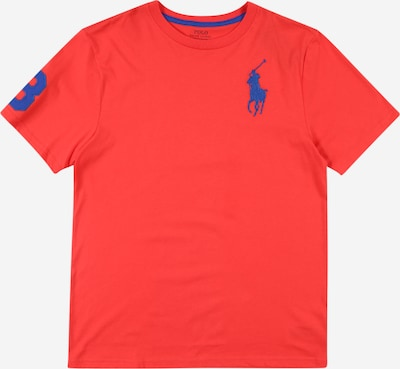 POLO RALPH LAUREN T-Shirt in navy / rot, Produktansicht