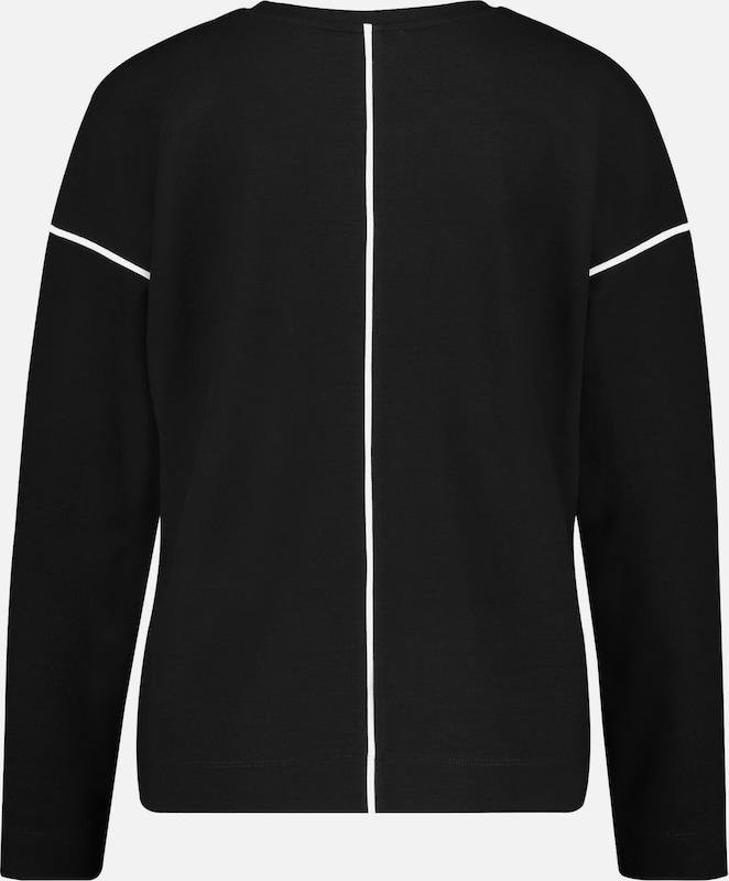 GERRY WEBER T-Shirt in schwarz   weiß weiß weiß  Mode neue Kleidung a63a2c