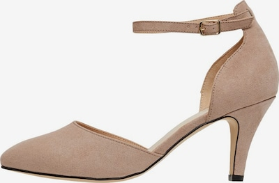 Bianco Split Pumps in beige, Produktansicht