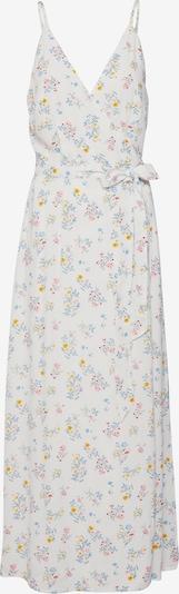 EDITED Poletna obleka 'Roslyn' | modra / rumena / bela barva, Prikaz izdelka