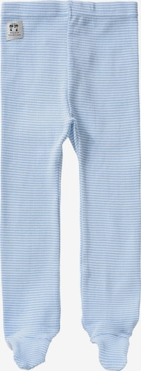 Pippi Leggings in blau: Frontalansicht
