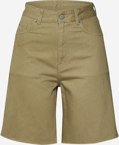 Dr. Denim Shorts 'Meja' in khaki, Produktansicht
