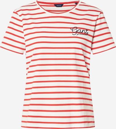 GANT Shirt in rot / weiß, Produktansicht