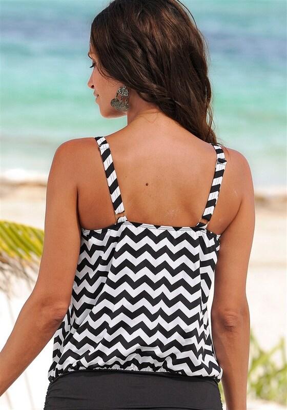 LASCANA Badeanzug-Kleid