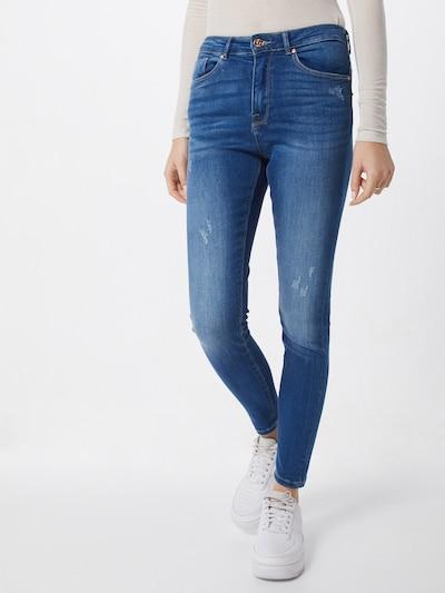 Jeans 'ONLFPAOLA' ONLY pe albastru denim, Vizualizare model
