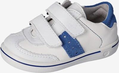 Pepino Halbschuh 'Henny' in blau / weiß, Produktansicht