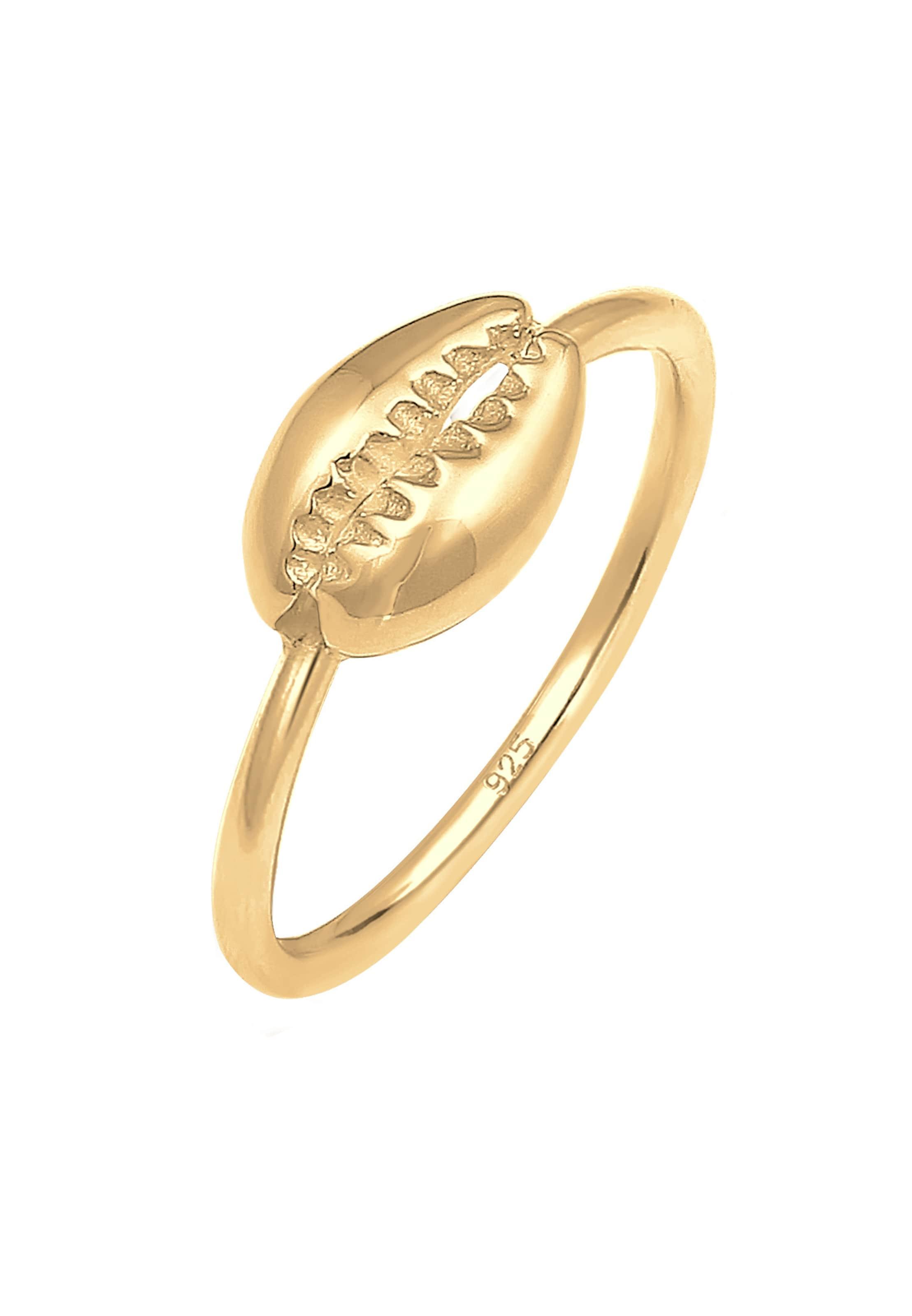 Ring In Gold Ring Elli Elli Gold In lKJFcT1