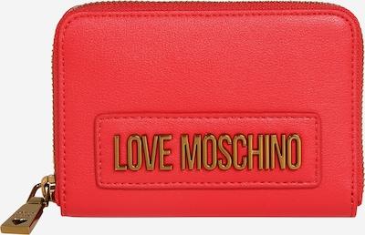 arany / piros Love Moschino Pénztárcák 'Smooth', Termék nézet