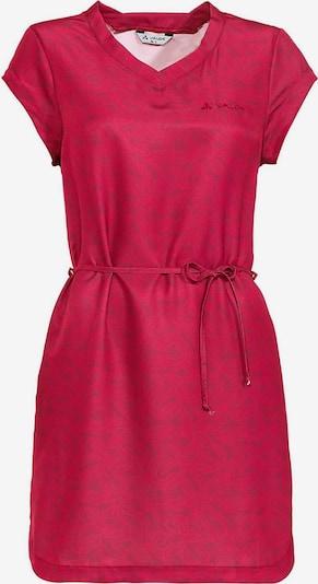 VAUDE Kleid 'Lozana' in cranberry, Produktansicht