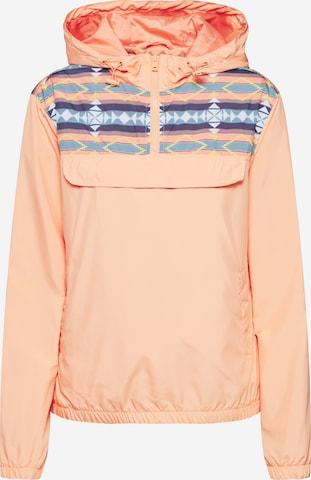 Urban Classics Between-Season Jacket in Orange