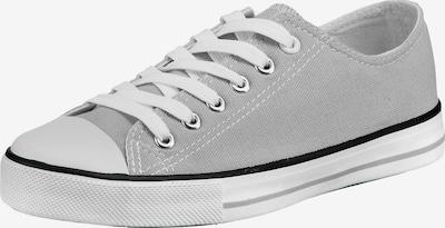 ambellis Sneaker in grau / schwarz / weiß, Produktansicht