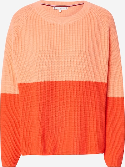 TOMMY HILFIGER Pullover 'HAYANA' in koralle / pink, Produktansicht