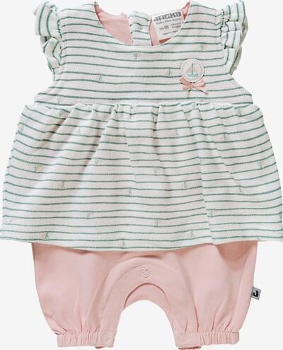 JACKY Spieler 'Coucou Ma Petite' in grün / rosa / weiß, Produktansicht