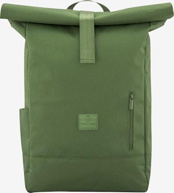 Johnny Urban Plecak 'Aaron' w kolorze zielony