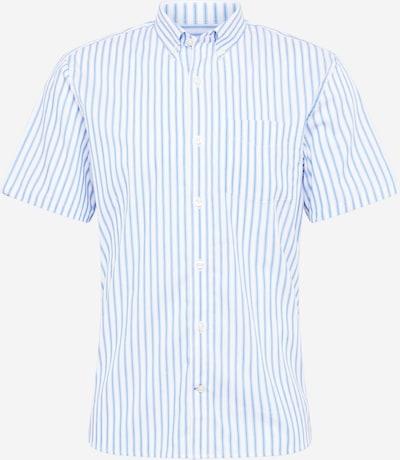 GAP Hemd 'PERFORMANCE' in blau / weiß, Produktansicht