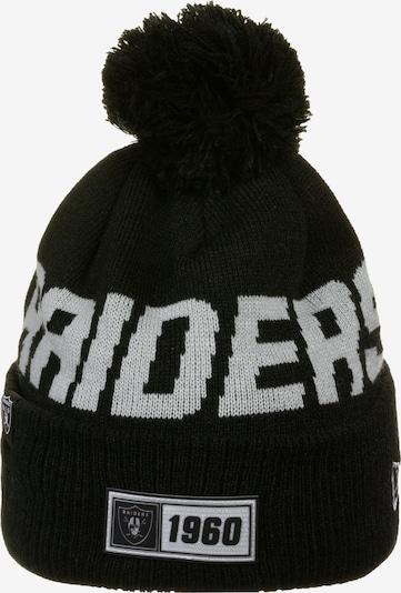 NEW ERA Mütze 'NFL Oakland Raiders' in hellgrau / schwarz, Produktansicht
