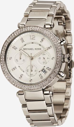 Michael Kors Аналогов часовник 'PARKER, MK5353' в сребърно / бяло, Преглед на продукта
