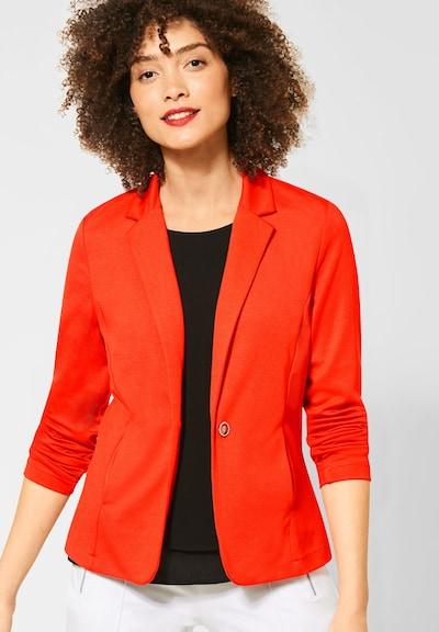 STREET ONE Blazer in orange, Modelansicht