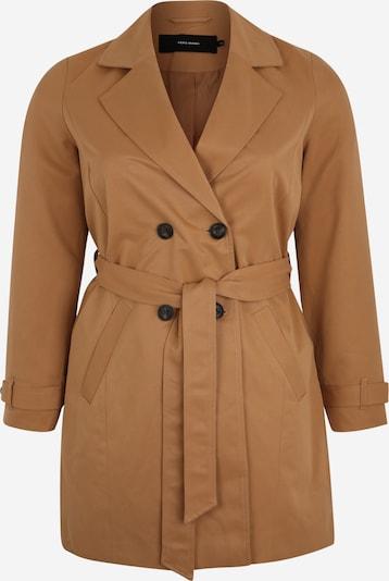 Vero Moda Curve Płaszcz przejściowy w kolorze camelm, Podgląd produktu
