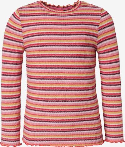 s.Oliver Junior Shirt in gelb / beere / pink / hellpink / weiß, Produktansicht