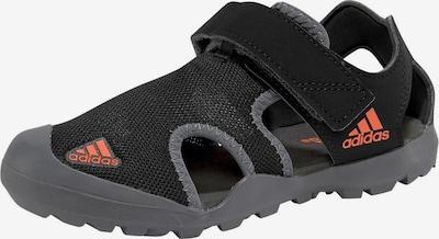 ADIDAS PERFORMANCE Sandale 'Captain Toey' in schwarz, Produktansicht