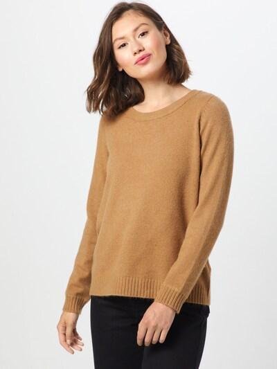 VILA Trui in de kleur Bruin, Modelweergave