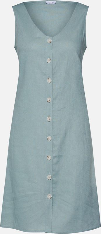 re.draft Kleid in mint, Produktansicht