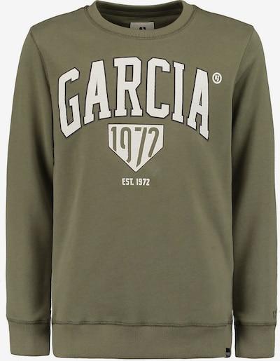 GARCIA Sweatshirt in grün, Produktansicht