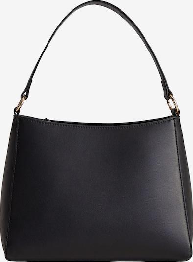 MANGO Tasche 'BOLSO LAMAS' in schwarz, Produktansicht