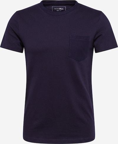 TOM TAILOR DENIM T-Shirt in nachtblau, Produktansicht