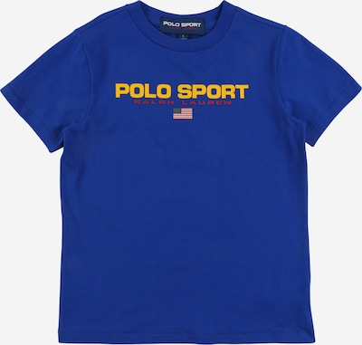 POLO RALPH LAUREN Shirt in de kleur Saffier, Productweergave