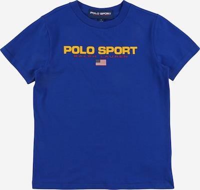 Marškinėliai iš POLO RALPH LAUREN , spalva - safyro, Prekių apžvalga