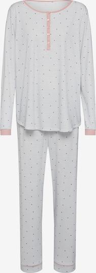 CALIDA Pyjamas i hvid, Produktvisning