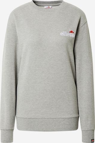 ELLESSE Sweatshirt 'TRIOME' in Grey