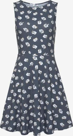 BEACH TIME Kleid in rauchblau, Produktansicht