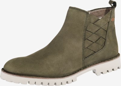CAMEL ACTIVE Chelsea Boots 'Radical 70' in khaki, Produktansicht