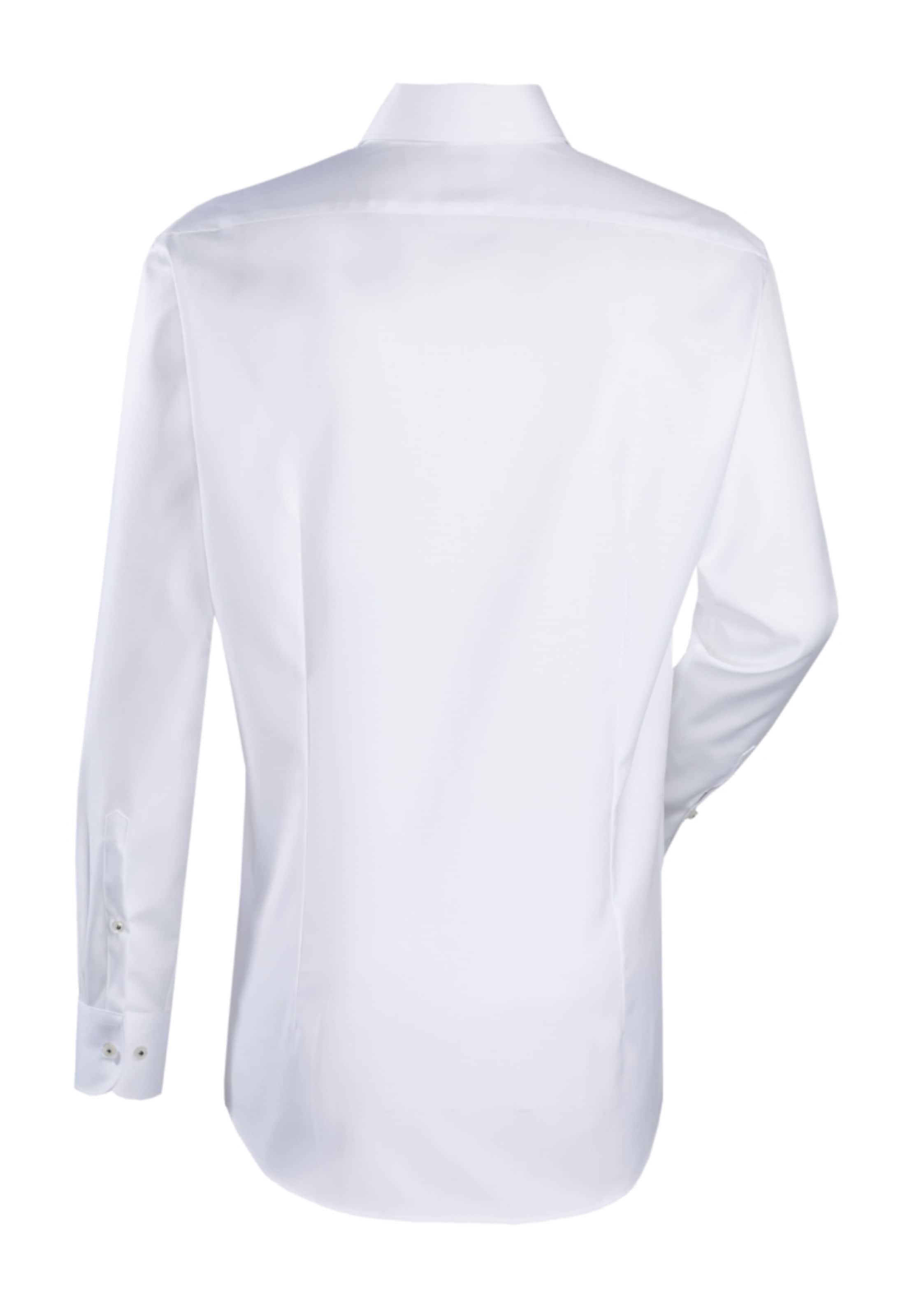 City Fit' Britt hemd 'slim Jacques In Weiß trdshQC