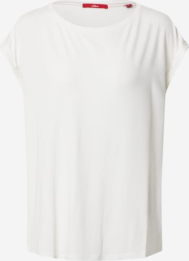 s.Oliver Shirt in creme, Produktansicht