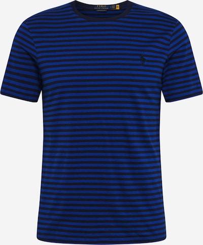 POLO RALPH LAUREN Tričko - kráľovská modrá / čierna: Pohľad spredu