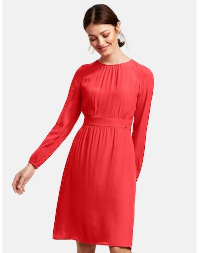 TAIFUN Kleid in rot, Modelansicht