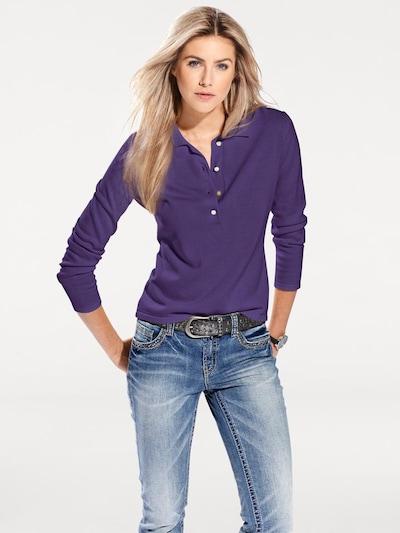 Pullover heine di colore lilla: Vista frontale