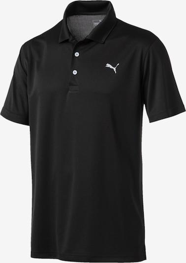 PUMA Polo 'Rotation' in schwarz, Produktansicht