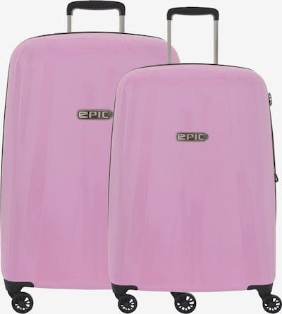 Epic GTO EX 4-Rollen Trolley Kofferset 2tlg. in pink, Produktansicht
