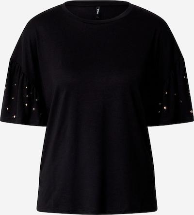 ONLY T-shirt 'ONLARIZONA' en noir, Vue avec produit